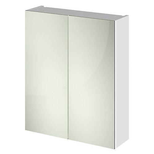 Athena 600mm Mirror Cabinet White