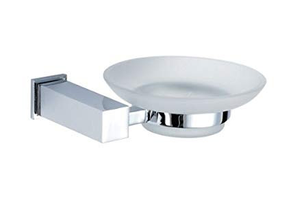 Trinity Glass Soap Dish