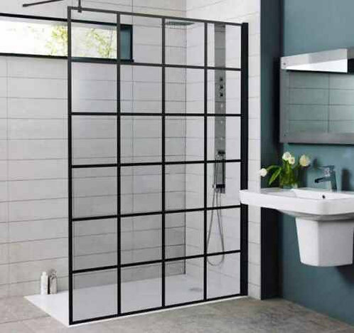 Krittal Walk in/Wetroom Screens