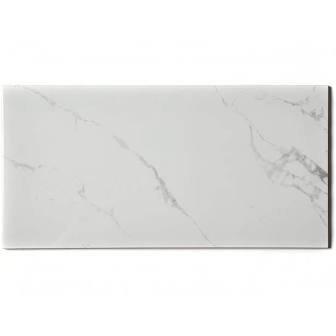 Carrara marble matt wall tile