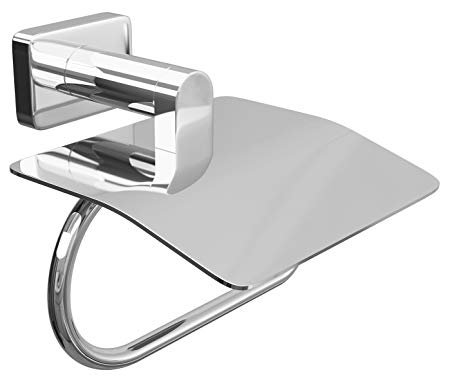 Cassellie Poppy Toilet Roll Holder With Cover POP007