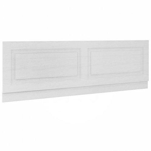 York 1700mm White Ash Front Bath Panel OLP105
