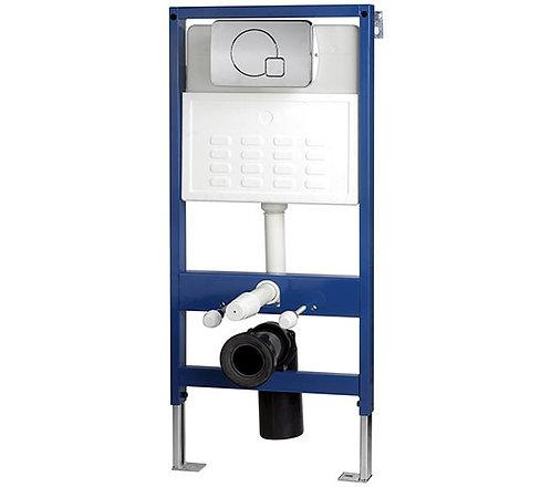 Pura Wall Hung WC Toilet Frame