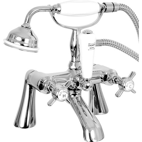 Waldorf Bath shower mixer