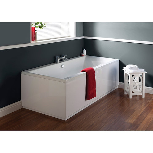 Square Nui Double Ended Bath