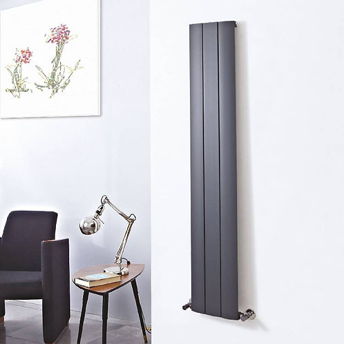 Viga Anthracite 1680mm x 280mm Radiator