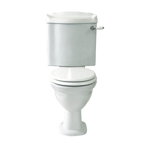Victoria Traditional Close Coupled WC