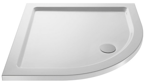800 x 800 Quadrant Shower Tray Inc Waste