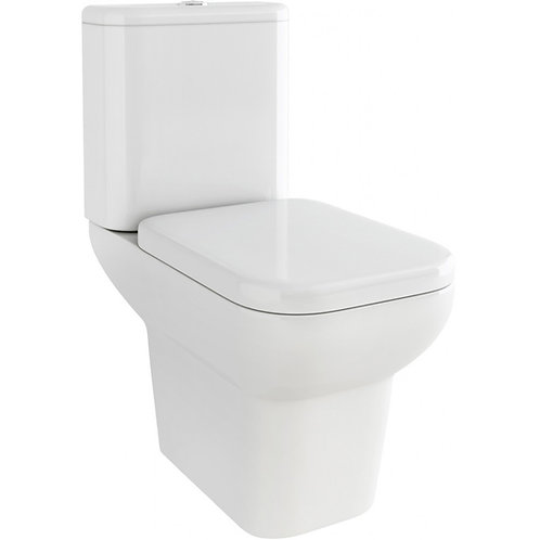 Pura Urban Close Coupled WC and Seat