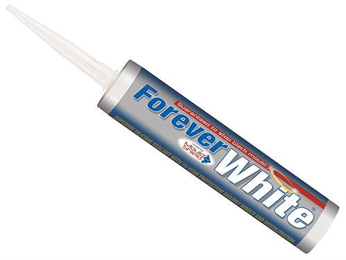 Everbuild Forever White silicone