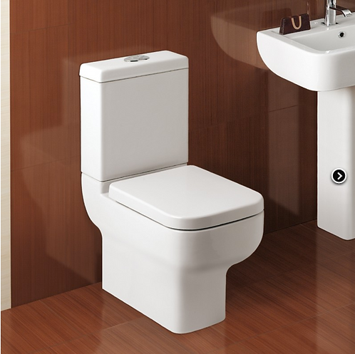 kvit 600 WC & quality soft close seat