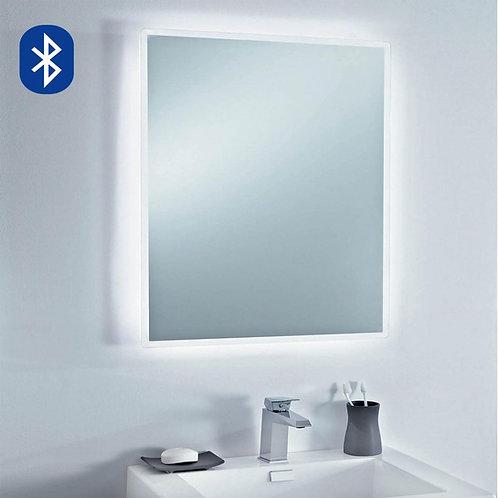 Playa 750mm x 550mm Bluetooth LED Mirror