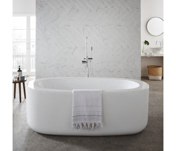 Kartell Genoa Freestanding Bath 1700mm x 800mm