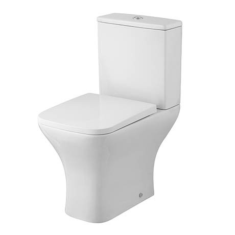 Venice Rimless Short Projection WC with Soft Close Seat NCG450