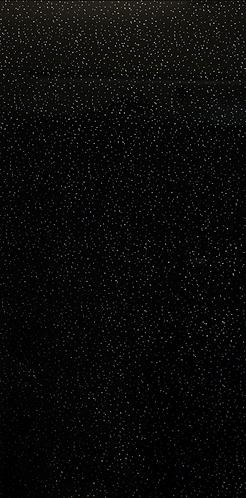 Black raindrop sparkle 1metre x 2.4metre Shower Board