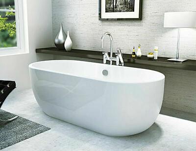 San Marlo Freestanding Bath 1655mm x 750mm