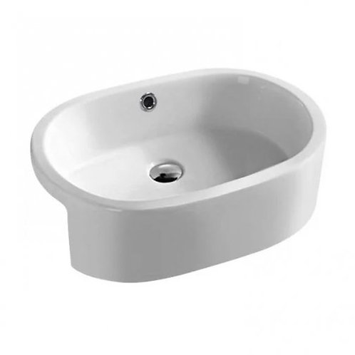 Hudson Reed Semi Recessed Basin NBV173