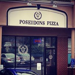 Poseidon's Pizza Florence Location
