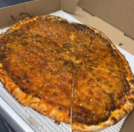 Chili Pizza