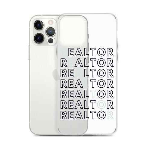 """Realtor"" iPhone Case"