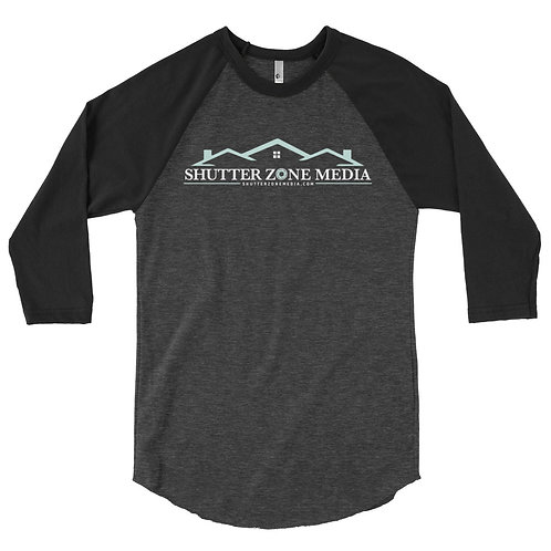 SZM 3/4 sleeve raglan shirt