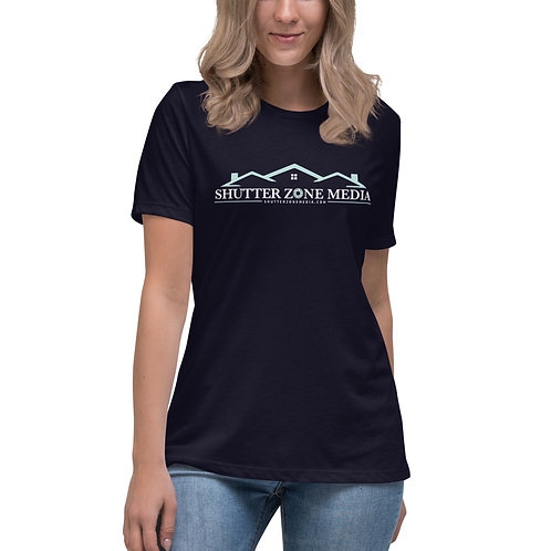 Womens Fit SZM Relaxed T-Shirt