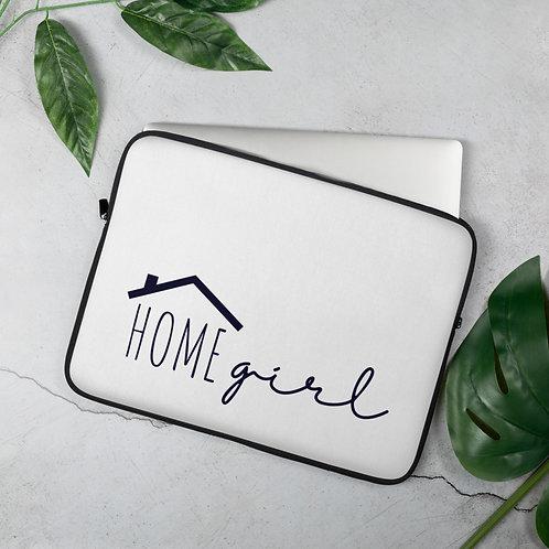 """Home Girl"" Laptop Sleeve"