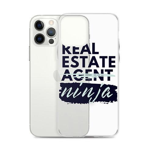 """Real Estate Ninja"" iPhone Case"