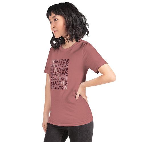 """""""Realtor"""" Short-Sleeve Unisex T-Shirt"""
