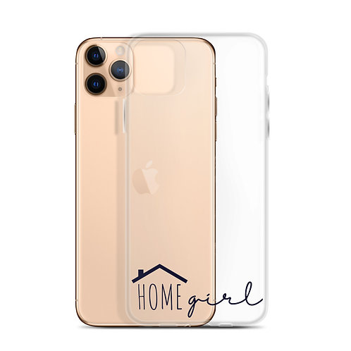 Home Girl iPhone Case