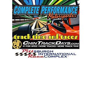 Track Day @ Pitt Race