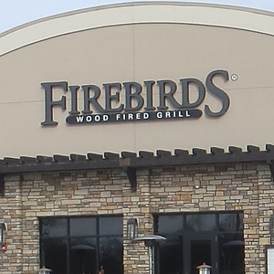 Lunch at Firebirds