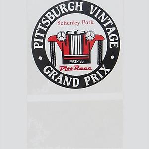 Pittsburgh Vintage Grand Prix - Schenley