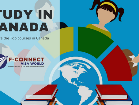 Study in Canada | What are the Top courses in Canada