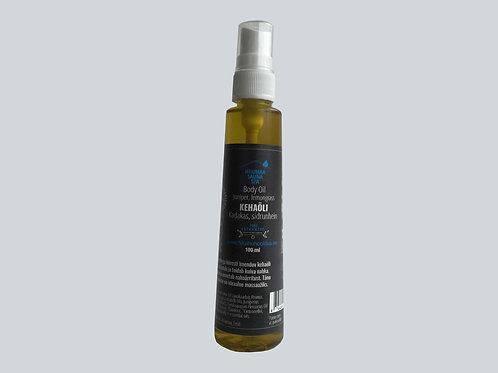 Kropps olja (enbär)