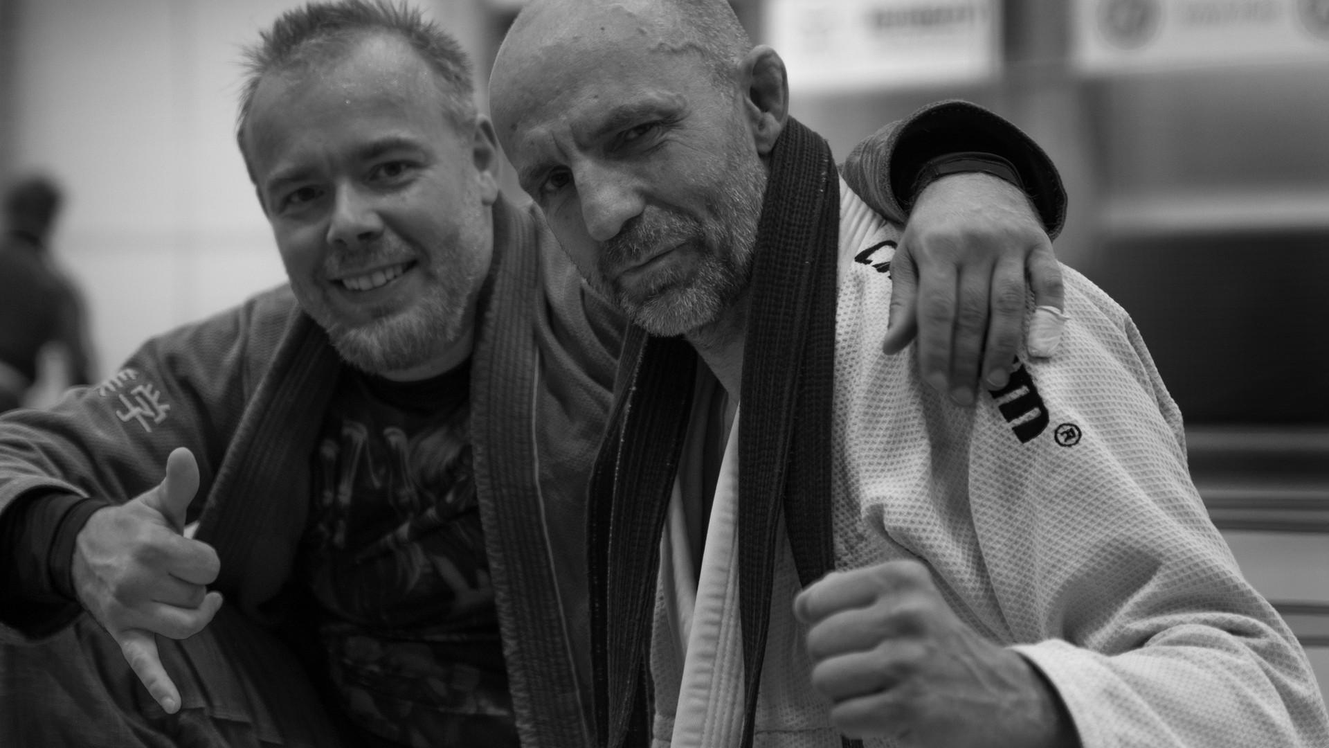 SBJJF Svenska Brasilianska Jiu-jitsu förbundet