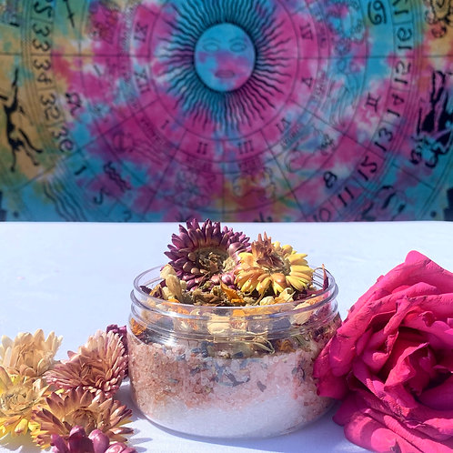 Flower Power Bath Soak