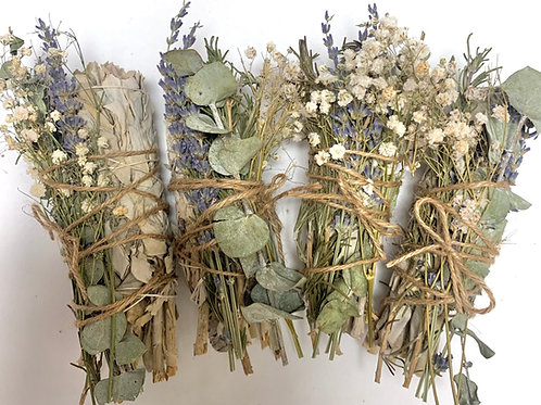 Sacred Cleansing Sage Bundle