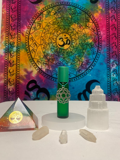 The Heart Chakra Oil