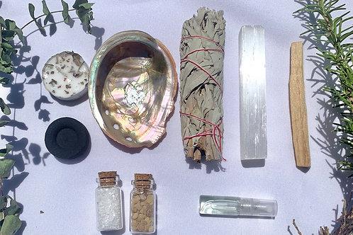 Sacred Cleansing Kit