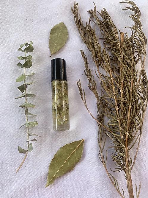Focus Healing Oil