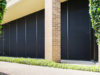 Commercial solar screens for windows in Austin Texas.