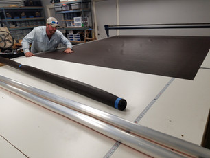 Austin Texas commercial roller shade manufacturing.