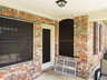 Darker or lighter solar screens for doors?
