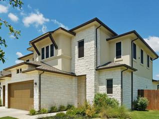 I wrapped this Cedar Park Texas home with my solar screens.