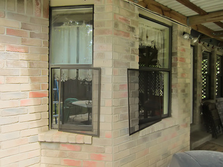 Insect screens for bug on windows.