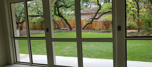 Bug screens for patio.
