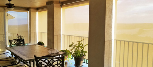Are there porch blinds projects you will not take on?