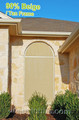 2009 Sun shade screens beige 90% fabric.