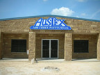 Pflugerville TX Austex Towing wearing my solar screens.